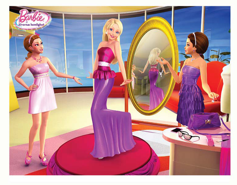 Barbie A Fairy Secret- Ready for premiere!