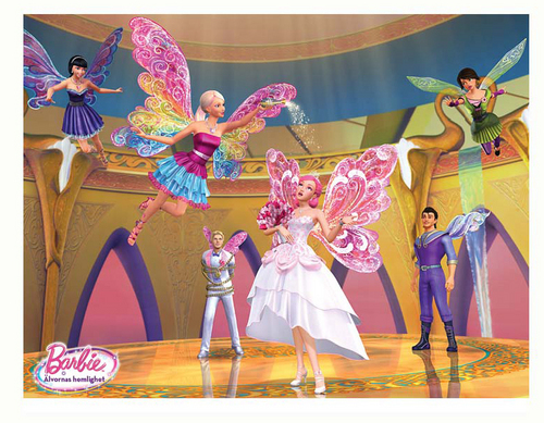 Barbie A Fairy Secret- Save Graciella!