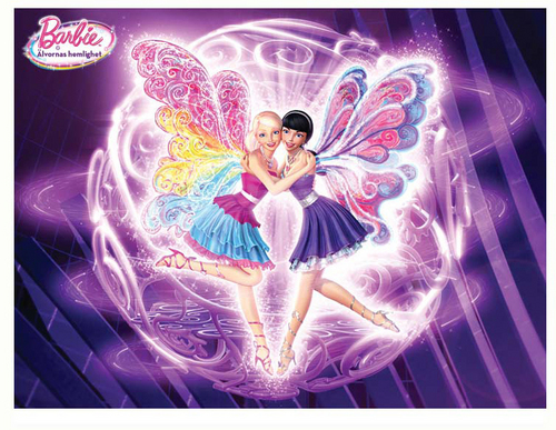 Barbie A Fairy Secret- Together
