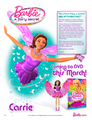 barbie A Fairy secret- Carrie poster for everyone, who wants to read