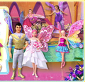 búp bê barbie A Fairy secret- Small altogether picture