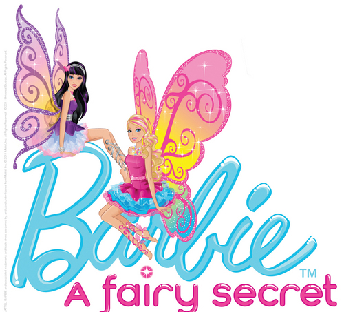 Barbie, Raquelle and Fairy secret