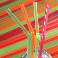 Bendy Straws Rock!