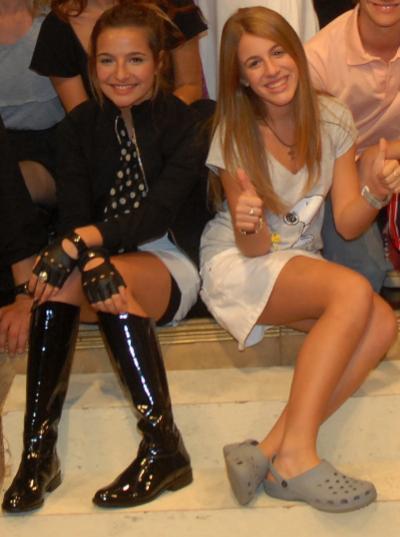 Brenda Asnicar With Laura Esquivel