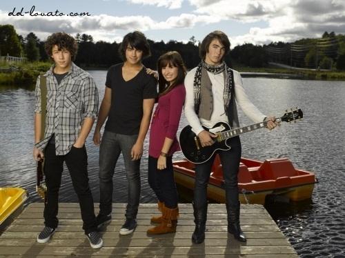 Camp Rock Photoshoot