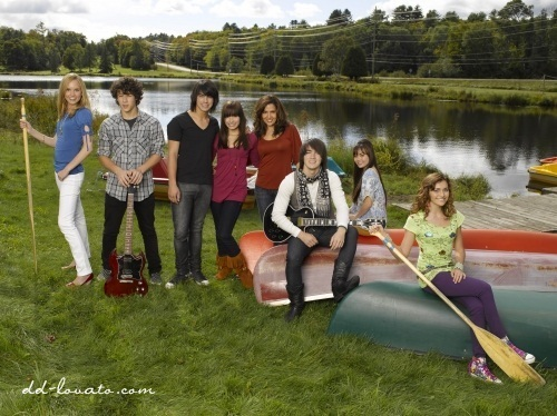Camp Rock Photoshoot