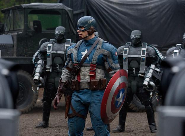 Captain America still