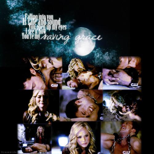 Caroline/Tyler (4wood) 100% Real :) x