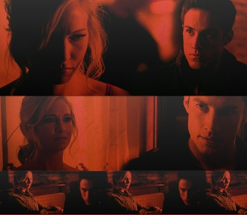 Caroline/Tyler (4wood) upendo Them 2gether (Wolfvamp) 100% Real :) x