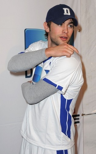 Chace Crawford Super Bowl