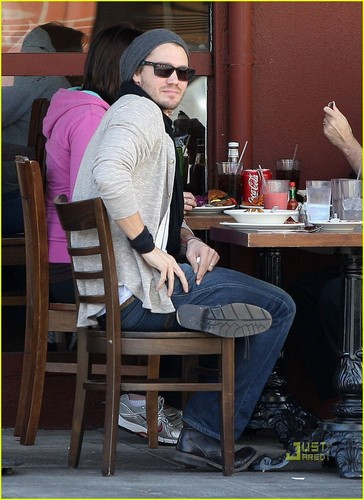 Chad Michael Murray: L.A. Lunch with Kenzie Dalton