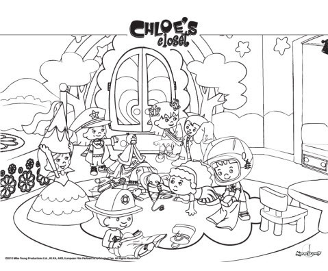 coloring pages for winter wonderland collections