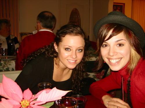 Christina & friends