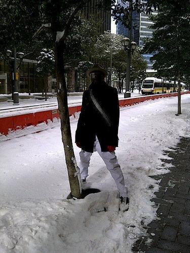Cold Chillin In Dallas