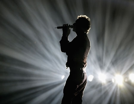 Coldplay rocks