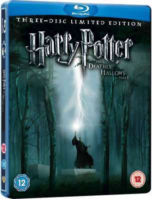 harry potter and the deathly hallows dvd cover art. Deathly Hallows I UK Limited