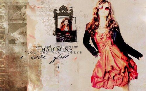 Demi Lovato achtergronden