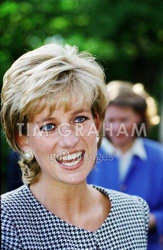Diana In Birmingham