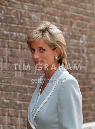 Diana On jour Of Divorce