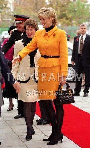 Diana Versace Dior