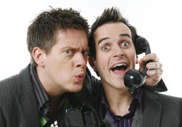 Dick and Dom!!!