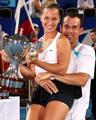 Dominika Cibulkova and Dominik Hrbaty 2