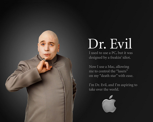 Dr. Evil - dr-evil Wallpaper