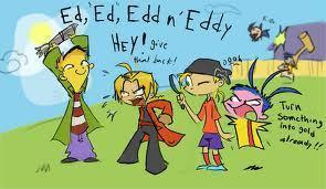 Ed,Ed,Edd n' Eddy?