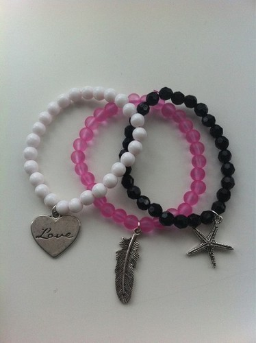 Emily new bracelets
