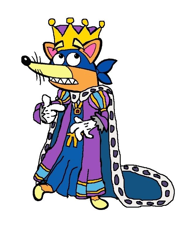 Emperor Swiper