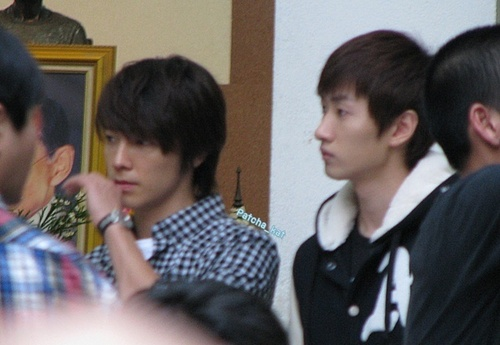 EunHae at Siriraj Hospital