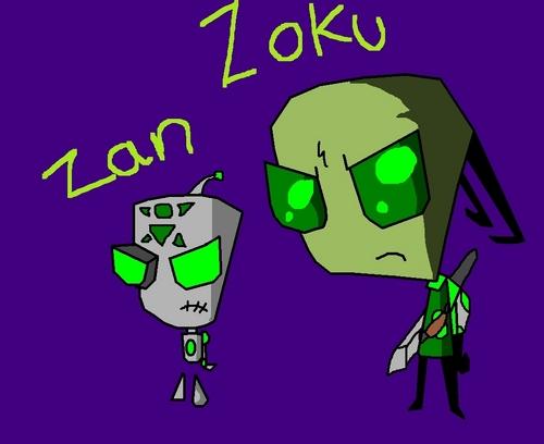 Future Zoku and Zan