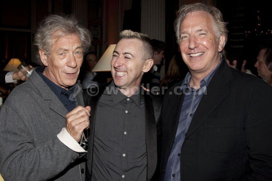 Gandalf, Peewee Herman, & Snape