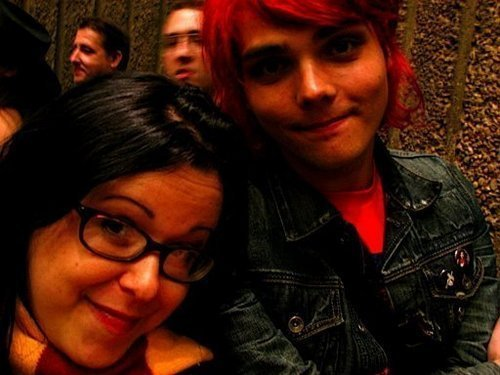 Gee And A fan ❤