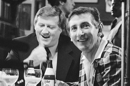 George Steinbrenner Billy Martin Lite ビール Commercial
