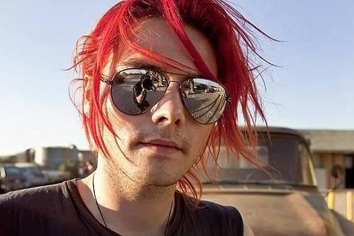 Gerard In Sunglasses <3