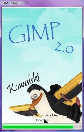 Gimp StartUp (PoM Style)