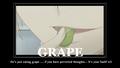 Grape - anime fan art