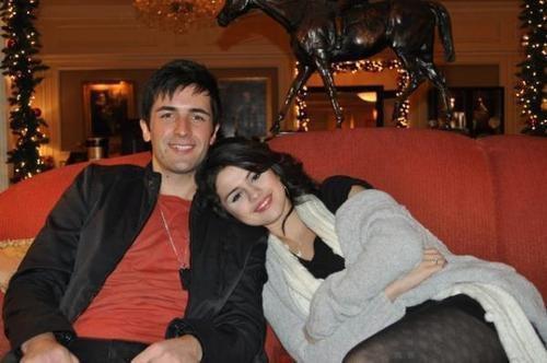 Greg & Selena