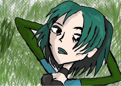 Gwen Sketch