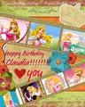Happy Birthday Claudia!!!
