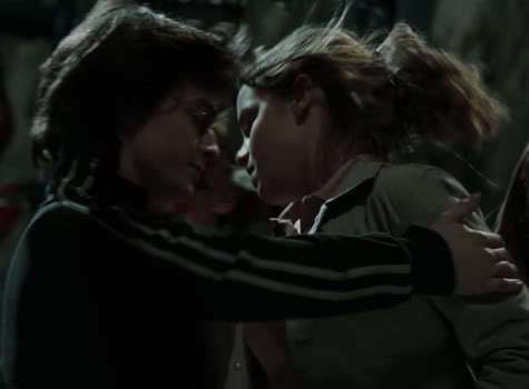 why didnt harry and hermione hook up Because hermione and ron's relationship was always meant to grow into something more they were always connected through harry and had  why didn't hermione end up.