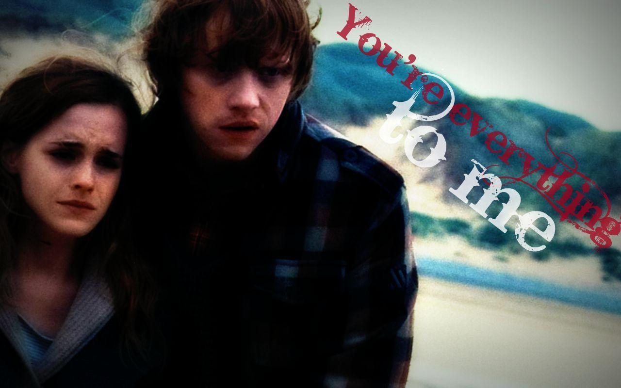 Hermione&Ron