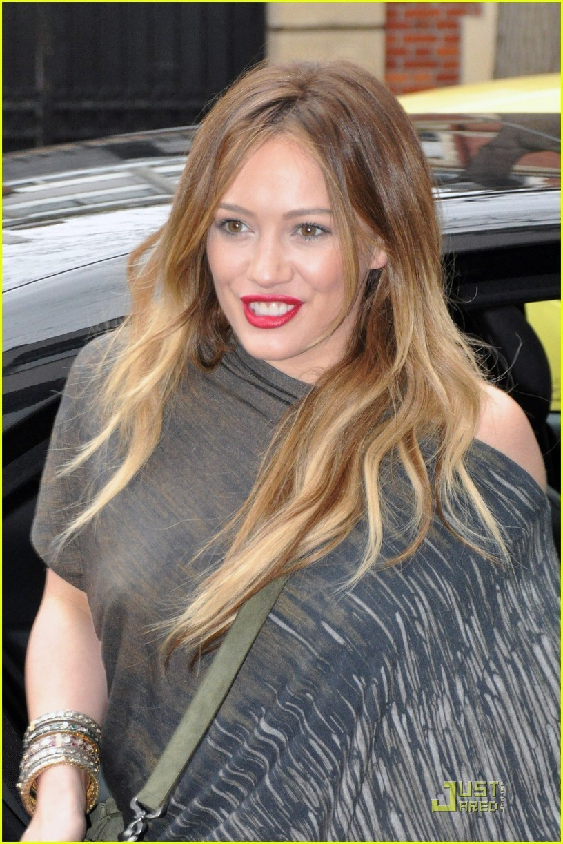 Hilary Duff Almost Arrested in Paris and video