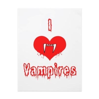 I 사랑 뱀파이어