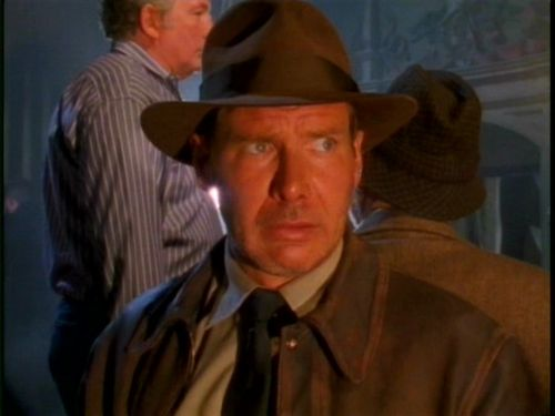 Indiana Jones Extra Features - indiana-jones Screencap