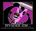 Invader Zim - jamie38459 fan art
