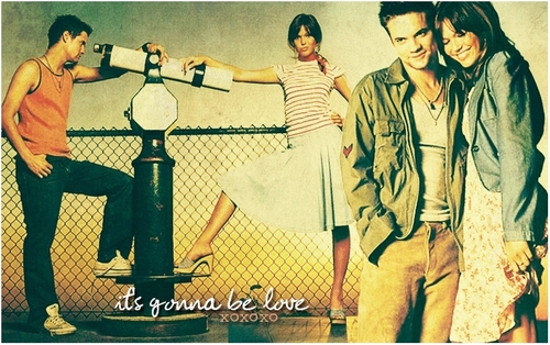 A Walk To Remember wallpaper containing a chainlink fence entitled It's Gonna Be ...