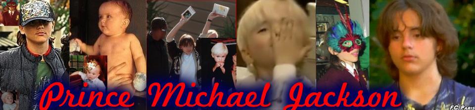 Jackson Kids Banners - prince-michael-jackson