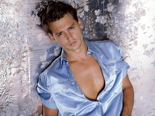 Hottest Actors wallpaper titled Jhonny Depp